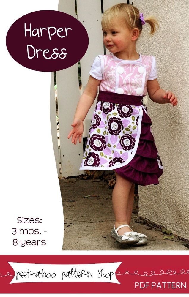 the harper dress- soooo cute!