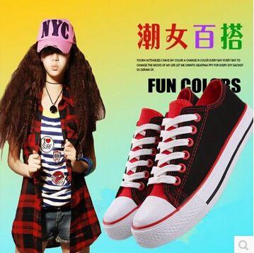 Encontrar Más Moda Mujer Sneakers Información acerca de Moda caliente venta de color rojo y azul de la mujer calzado deportivo, zapatos ocasionales de la princesa alta calidad de mujer, alta calidad zapatos usados, China zapatos de tenis de Proveedores, barato zapatos de correa de Honest Quality Shop en Aliexpress.com
