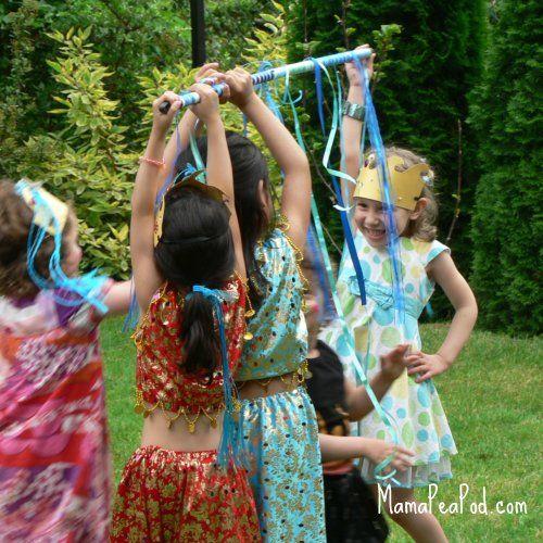 Preschool Dance Teaching Aids