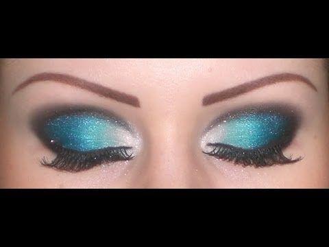 """Tutorial da maquiagem vencedora do concurso """"make up dos meus olhinhos"""""""