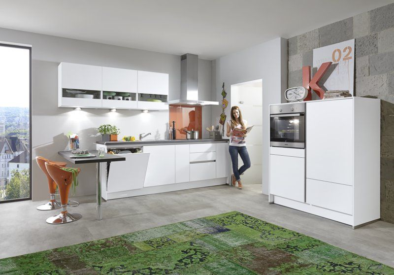 Einbauküche Mit Privileg Elektrogeräten Für Hobbyköche Möbel