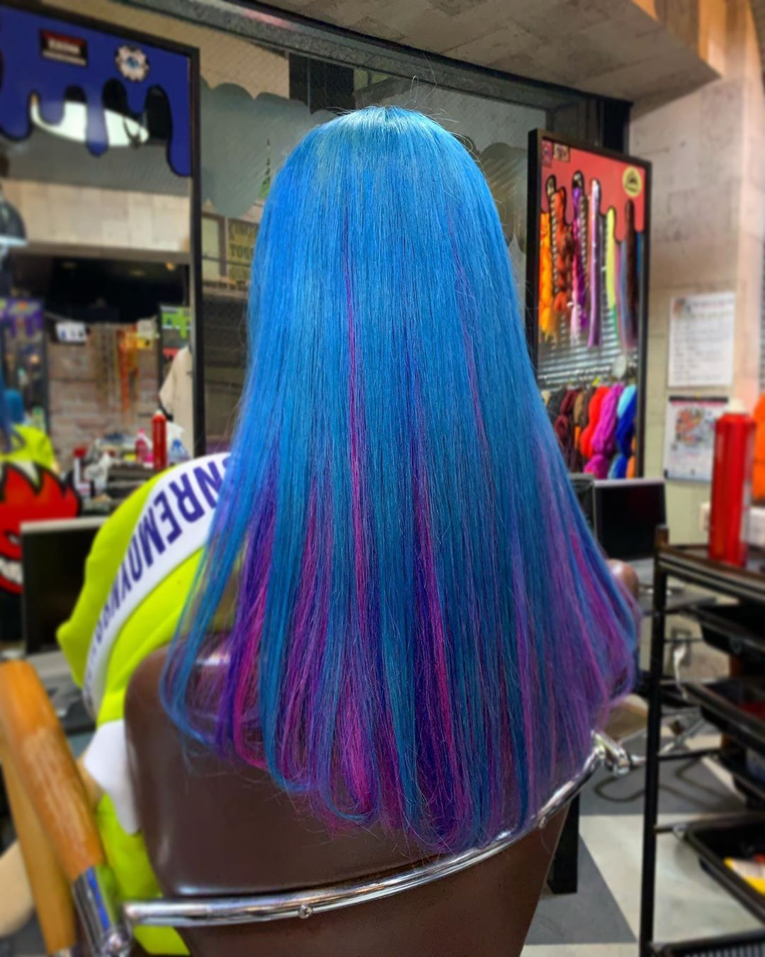 Ghim Tren Hair
