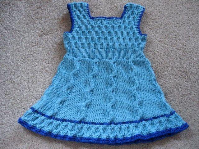 Örgü Kız Çocuk Elbise Modelleri - http://www.gelinlikvitrini.com/orgu-kiz-cocuk-elbise-modelleri/