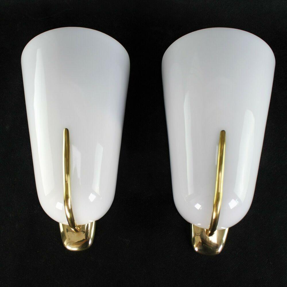 2 X Mid Century Wandlampen Vintage Lampen Wall Lamps Ebay In 2020 Wandlampe Vintage Vintage Lampen Wandlampen