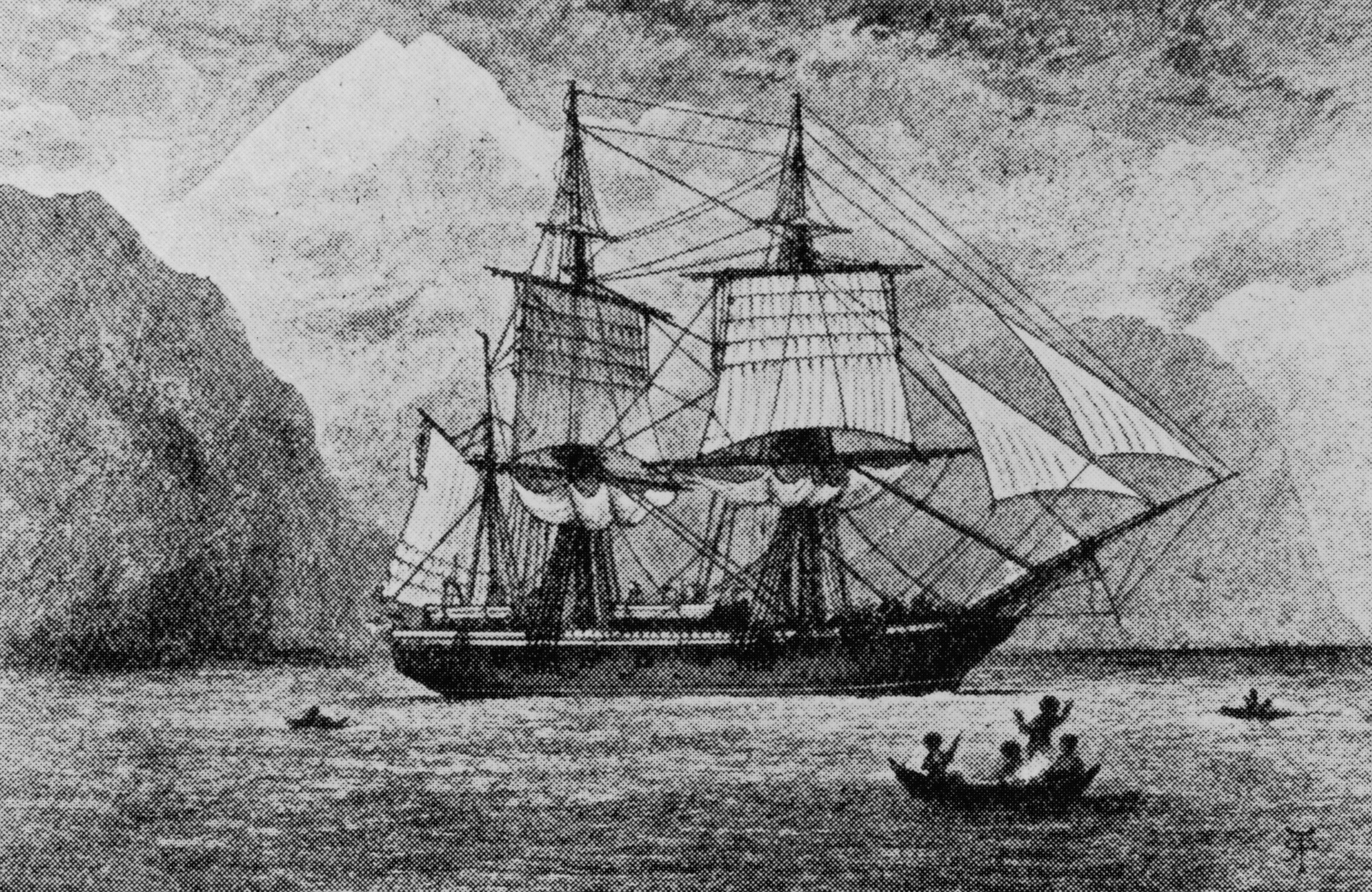 Amazing Voyage Around The World Charles Darwin Aboard H M S