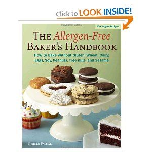 The Allergen-Free Baker's Handbook features 100 tried-and-true recipes that are completely free of all ingredients responsible for 90 percent of food allergies, sparing bakers the all-too-common frustration of having to make unsatisfactory substitutions or rework recipes entirely.