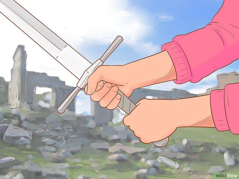 35++ Swordfight information