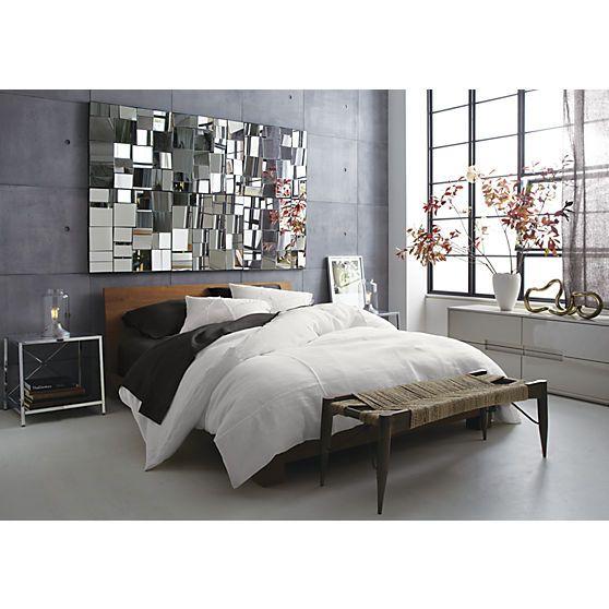 bedroom furniture cb2. Dondra Bed In Bedroom Furniture | CB2 Cb2 .