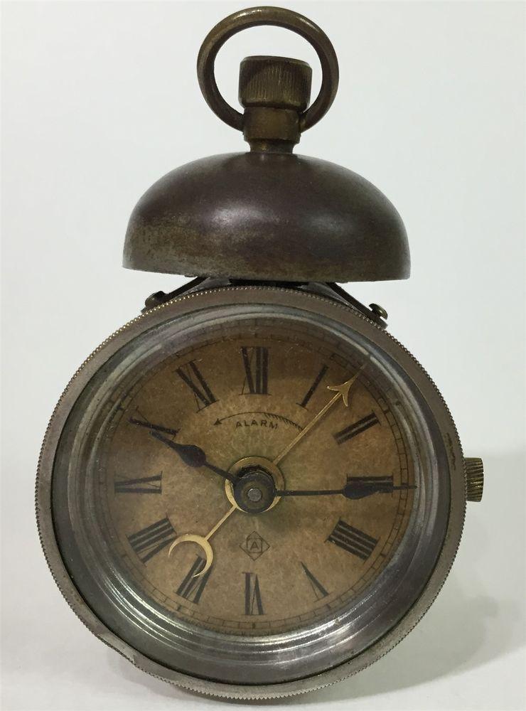 Details About Antique Vintage Quot Angelus Quot Swiss Mechanical