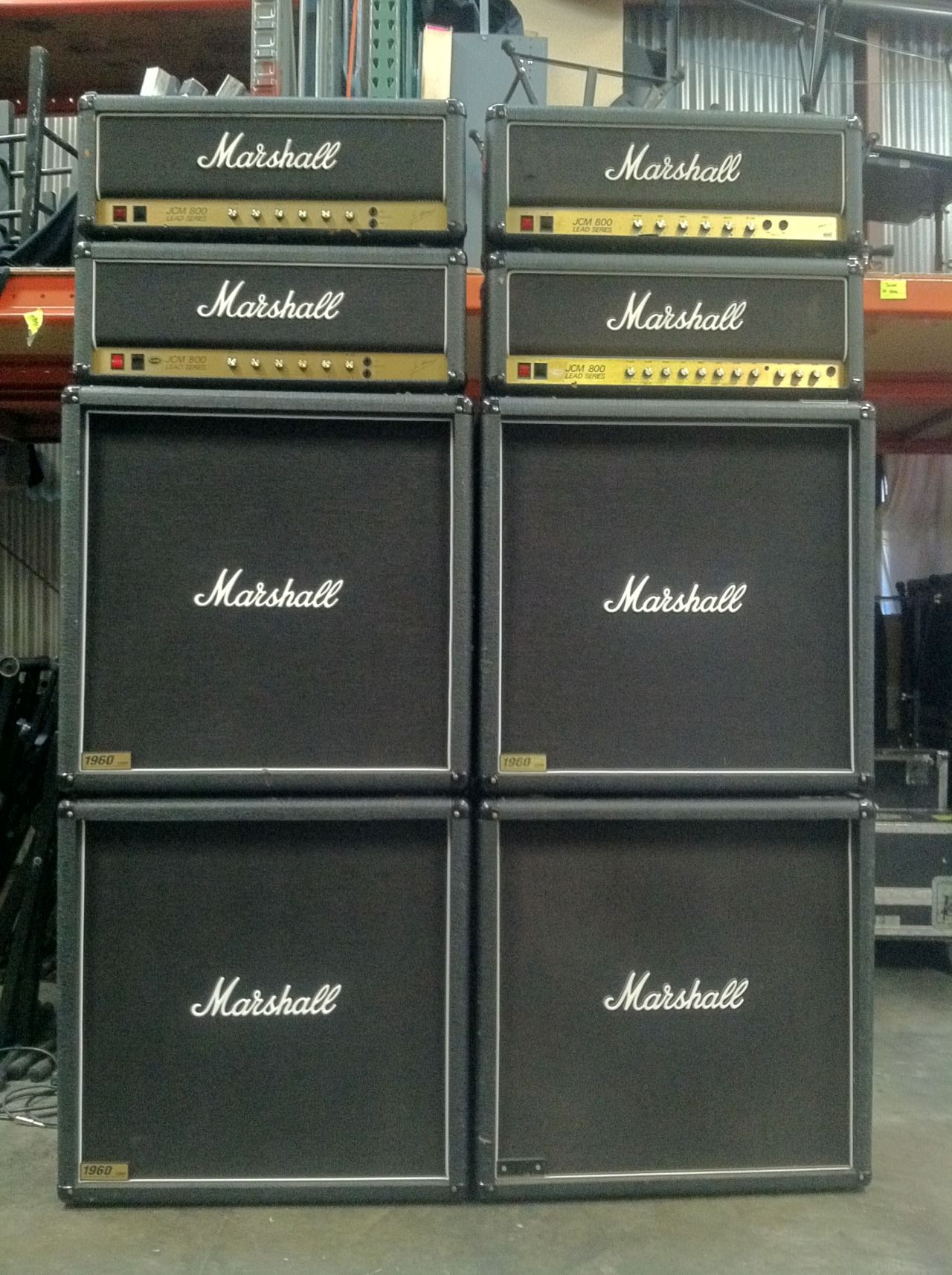 "sirsf: ""Gettin' this rig ready for Matt Pike! "" 