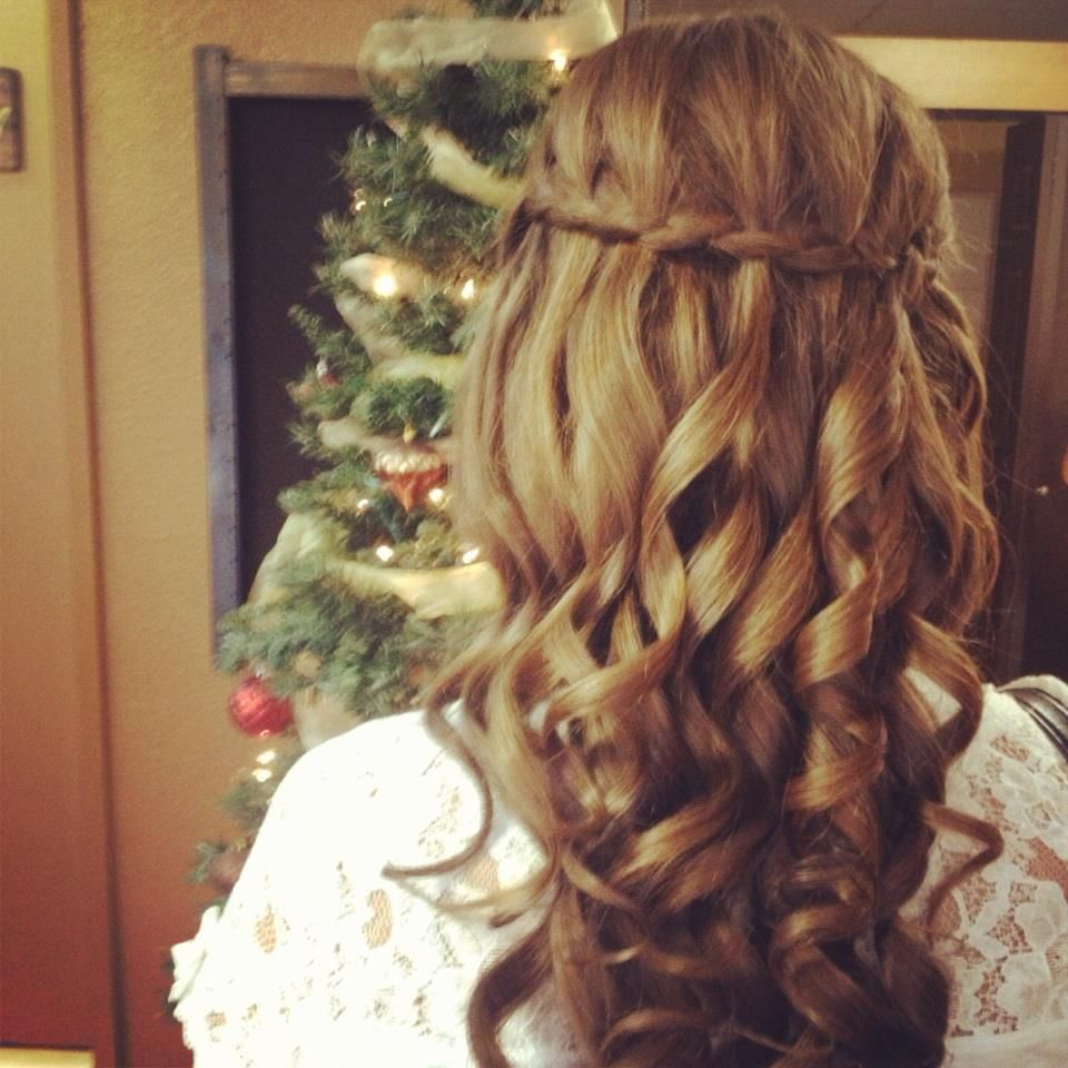 Winter Ball Hair Ball Hairstyles Hair Styles Hair