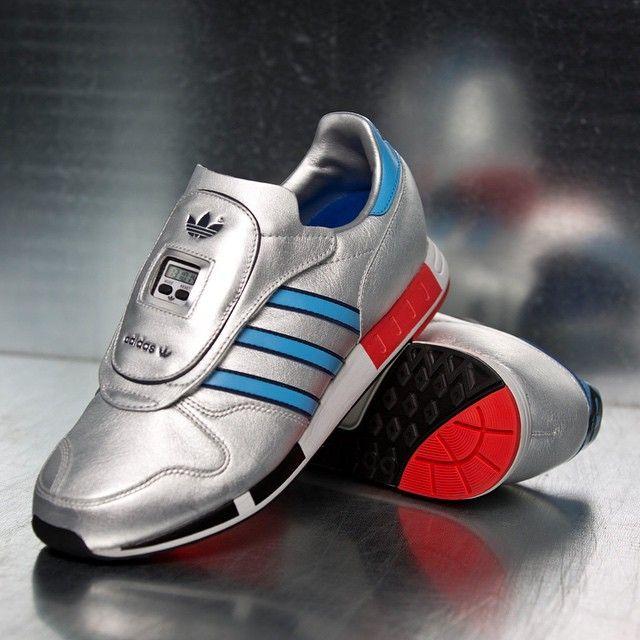 2015 Herren Adidas Blau Silber Herrenschuhe Shoppen