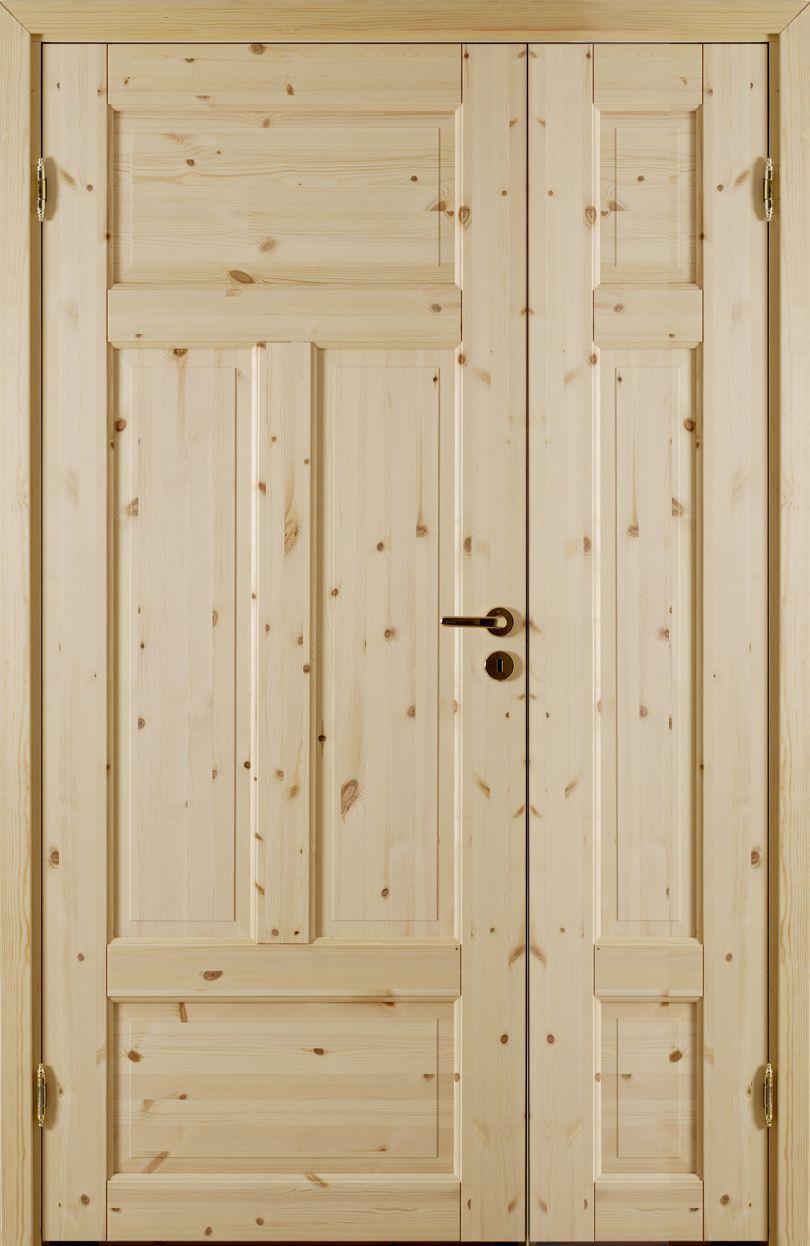 Gentil Atle 4 Wide+Small Door   Interior Door Made By GK Door, Glommersträsk,