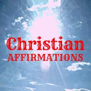 Christian Affirmations if a free Christian app