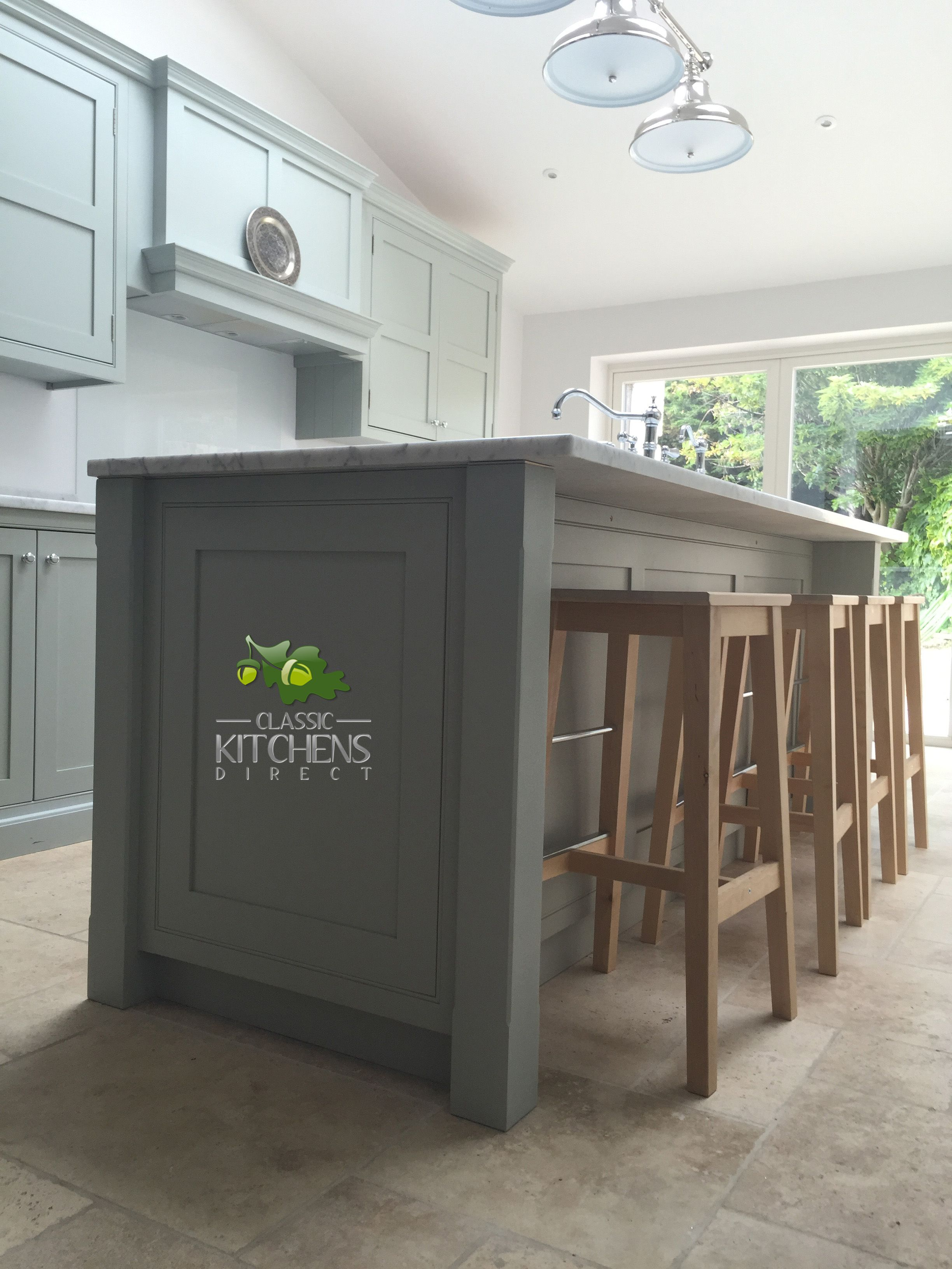 A Lovely Example Of Our Handmade Kitchens