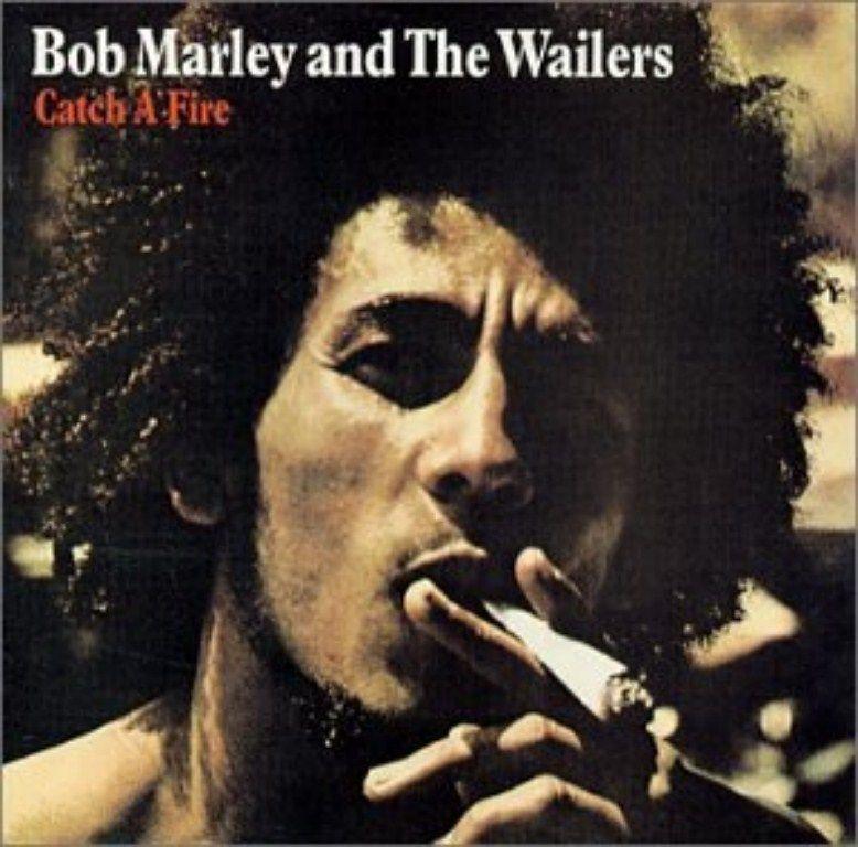 Bob Marley Catch A Fire Musica Reggae Fotos De Bob Marley Portadas De Discos Famosos