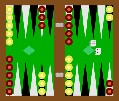 How To Play Backgammon Rules Game Set Up And Strategy Games