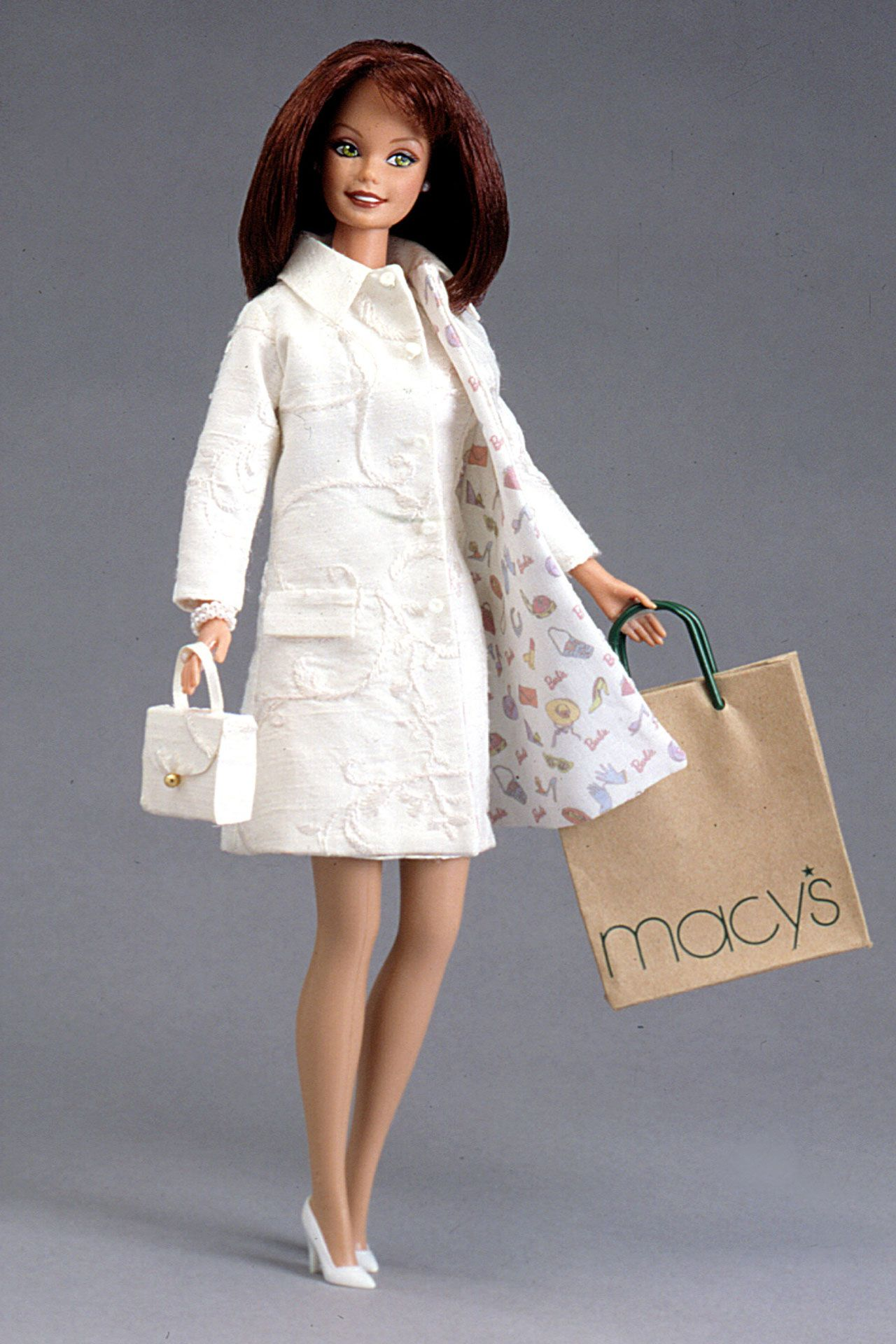 Barbie's designer fashion: from Dior to Burberry (Vogue.com UK)