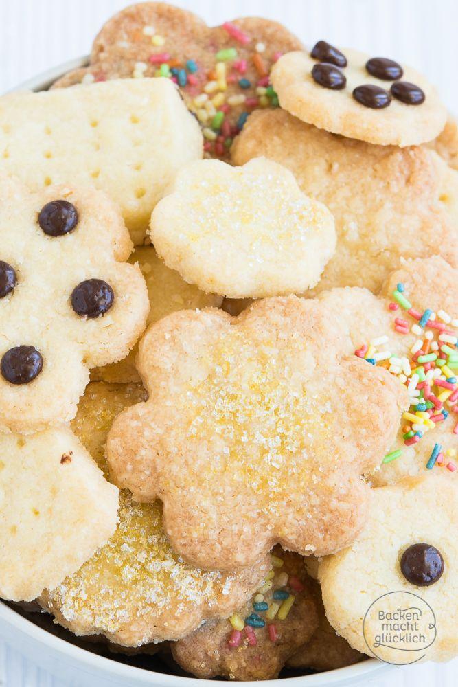 Schnelle 3 Zutaten Kekse Rezept Backen Pinterest Kekse