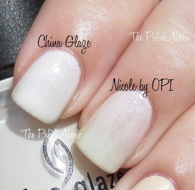 Spring 2013 Comparisons: OPI, China Glaze, Zoya | Nail Polish Dupes ...