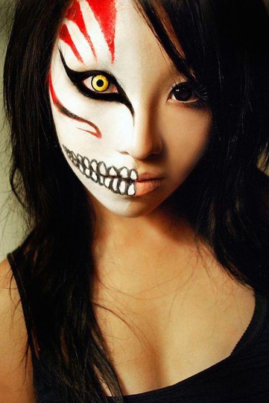 Cool Halloween Costumes With Fun Makeup  sc 1 st  Pinterest & 21 Simple Halloween Costume Ideas | Pinterest | Fun makeup ...