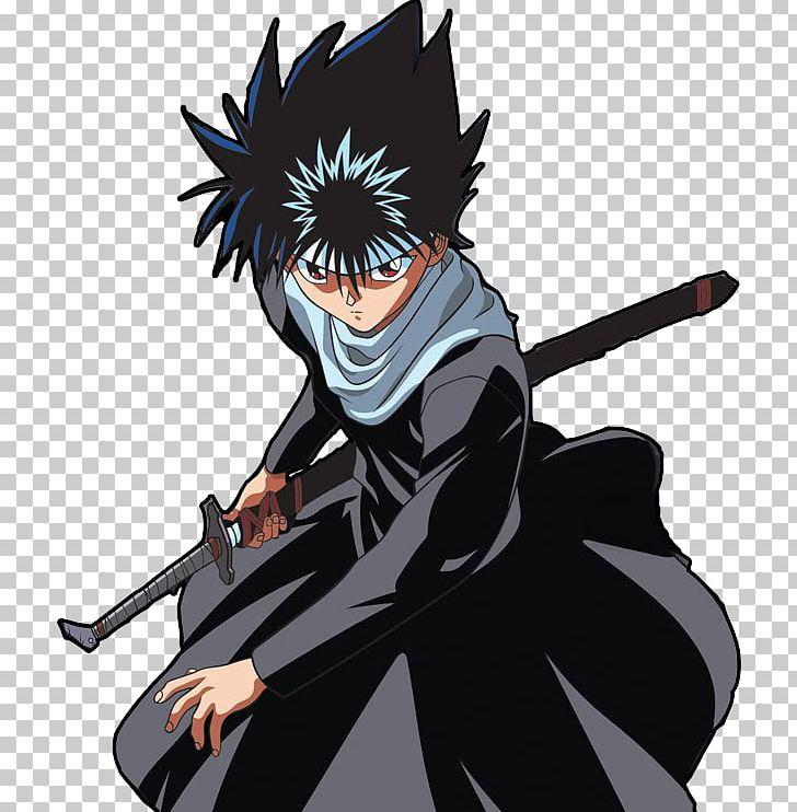 Hiei Yusuke Urameshi Yu Yu Hakusho Yu Yu Hakusho Anime Hiei Anime