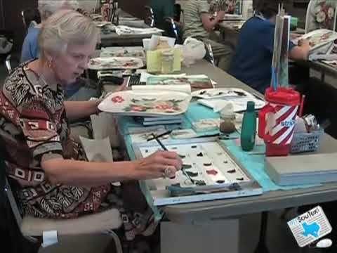 China Painting at CBC