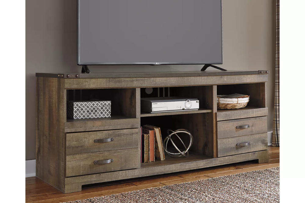 """Trinell 63"""" TV Stand Ashley Furniture HomeStore in 2020"""