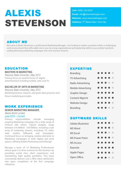 Resume Templates Apple In 2020 Downloadable Resume Template Resume Templates Resume Template