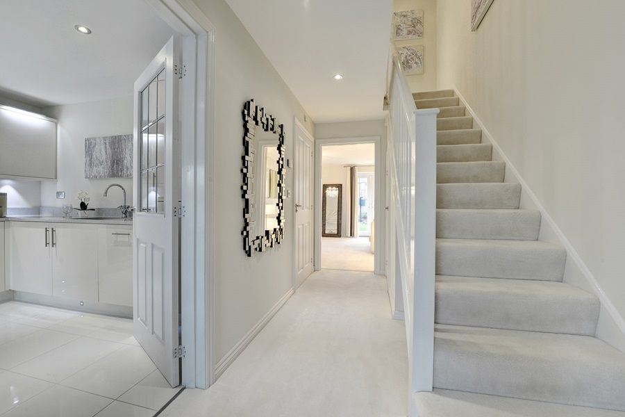 7 Silver Carpet Ideas House Interior Decor Hallway Decorating Hallway Inspiration