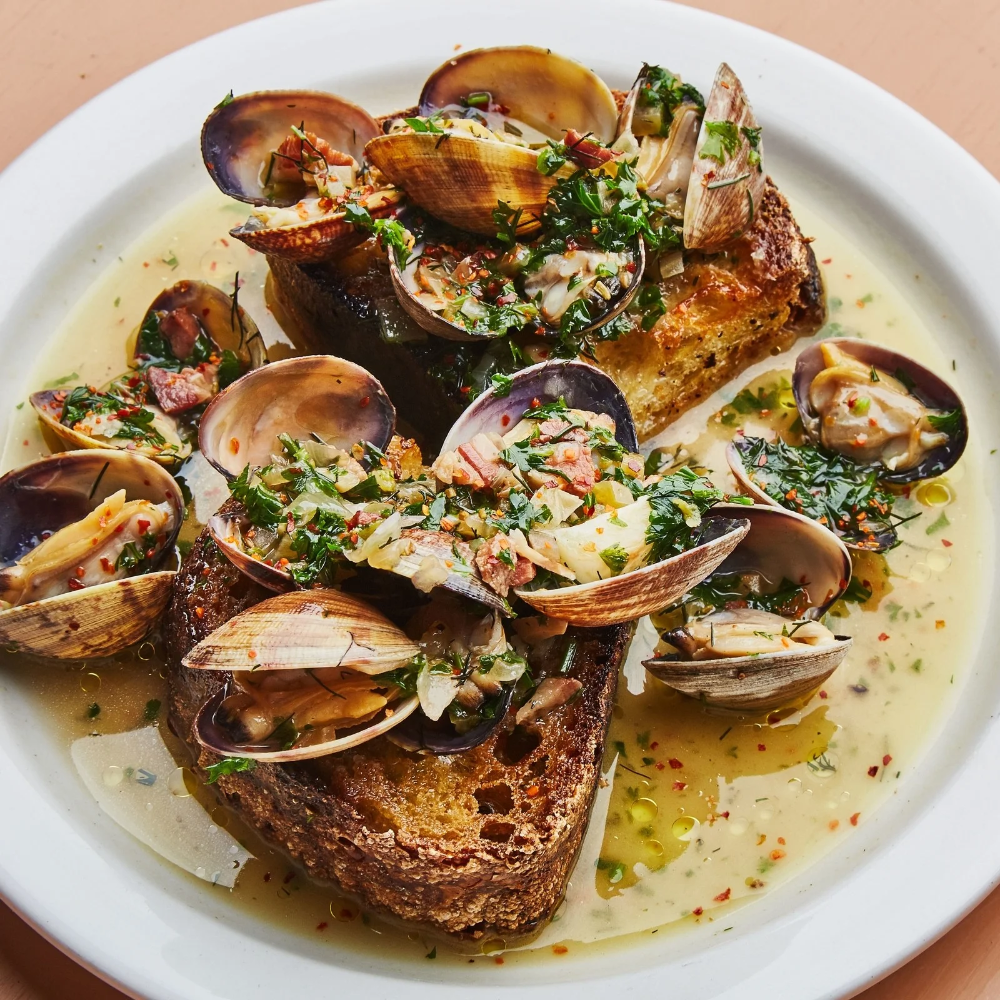 53 Italian Seafood Recipes for the Feast of the Seven Fishes #seafooddishes
