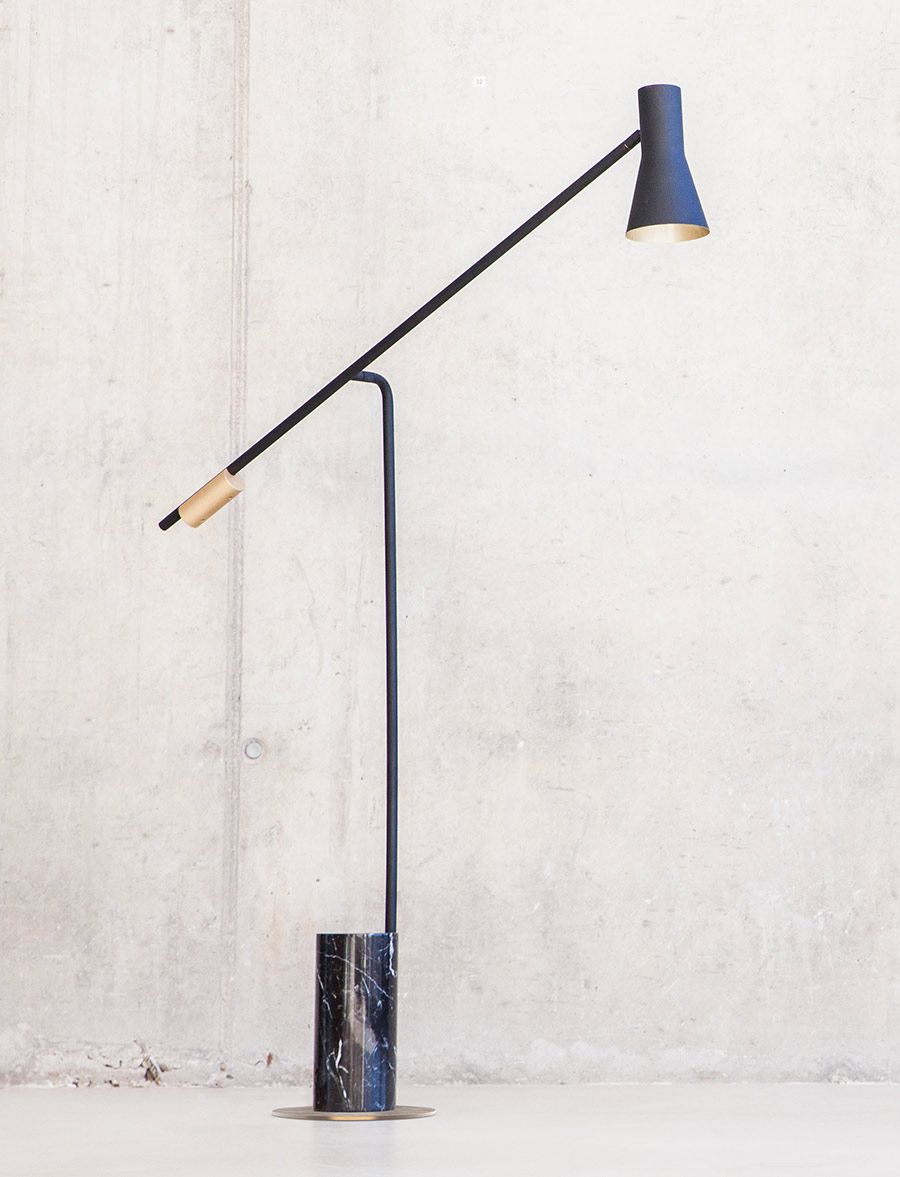 Lighting Image By Studio Rioux Interior Design Industrial Floor Lamps Floor Lamp Floor Lamps Living Room Modern