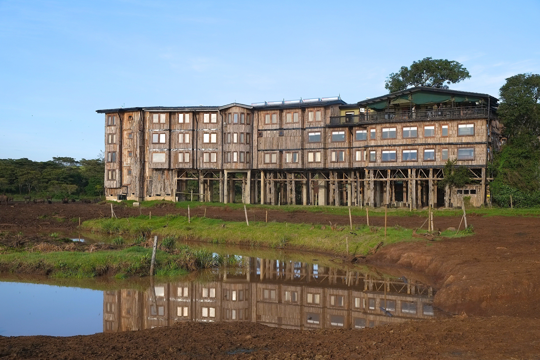 Treetops Lodge Nyeri Kenya Hotels Favored