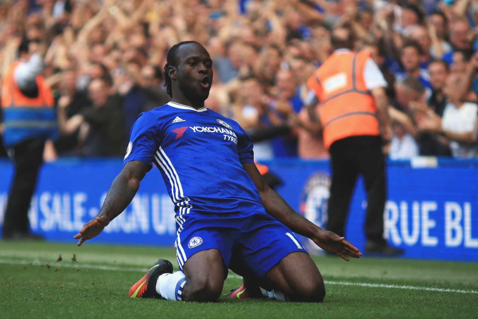 Victor Moses Nominated For BBC African Footballer Of The