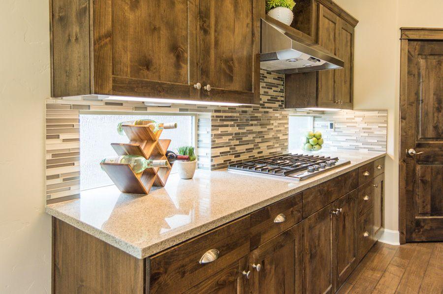 Under Cabinet Windows In Kitchen Kitchen Interior Kitchen Cabinets Decor Kitchen Remodel