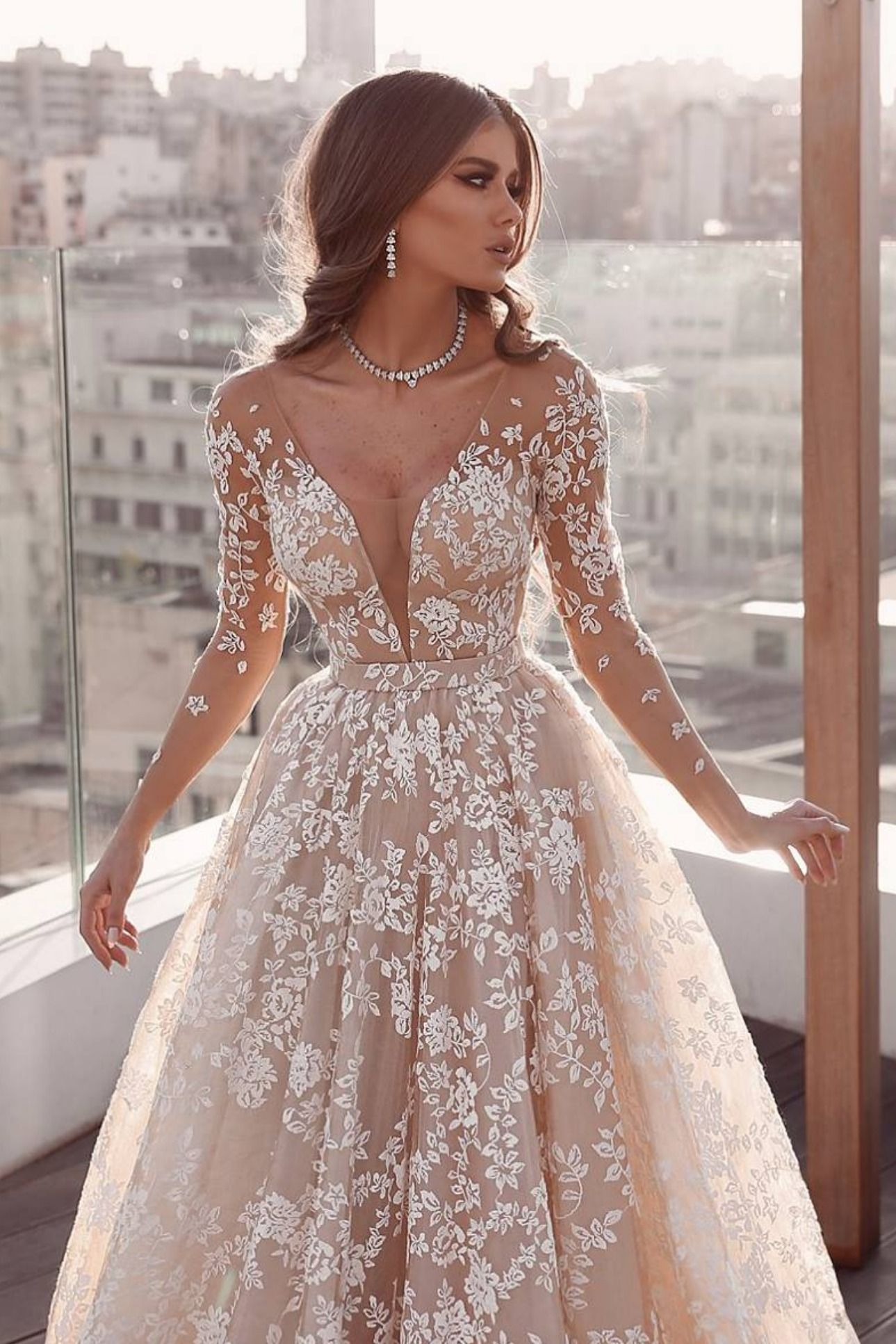 Pin On Wedding Dresses [ 1933 x 1289 Pixel ]