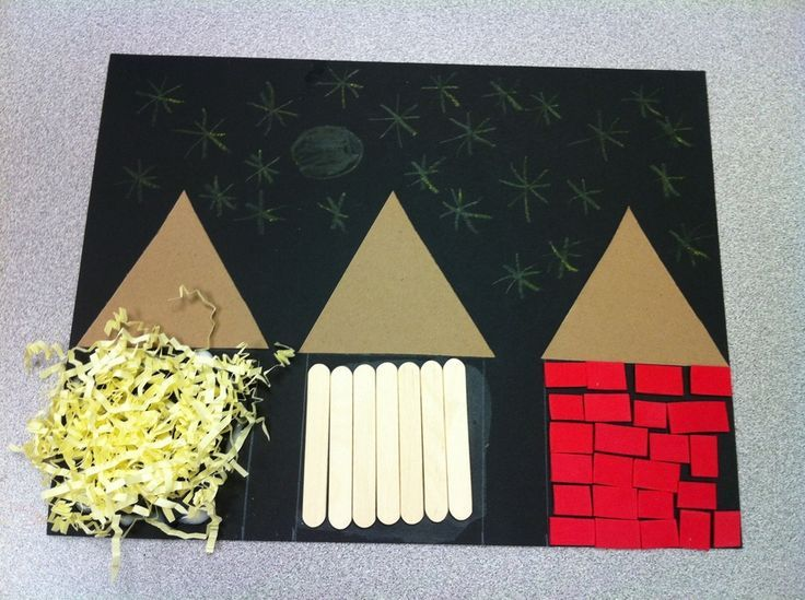 fairytale preschool theme tale craft three piglets meklēš my 723