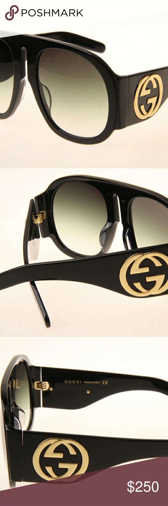 Gucci GG0152S Sunglasses SKU: GG0152S Brand new Never worn Frame ...