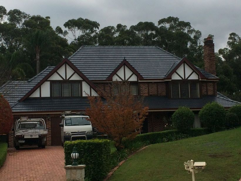 Metal Roofing In Sydney In 2020 Roof Restoration Roof Renovation Roofing