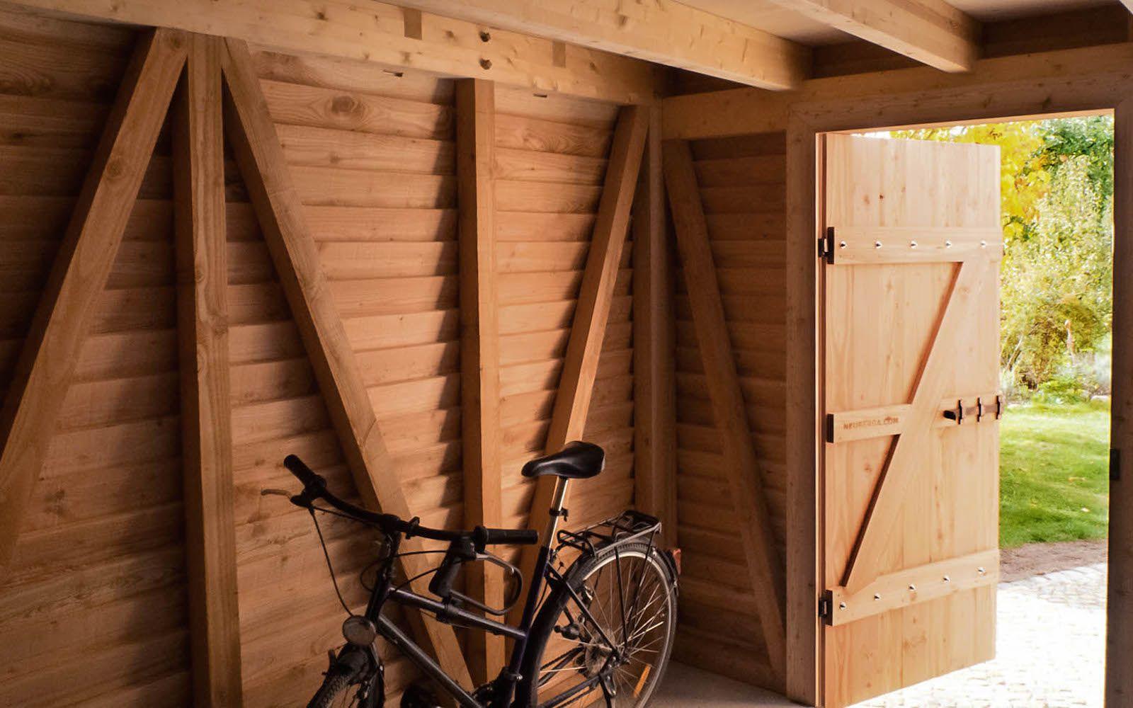 neuberga berlin l rche ger teschuppen unterstand carport pinterest ger teschuppen. Black Bedroom Furniture Sets. Home Design Ideas