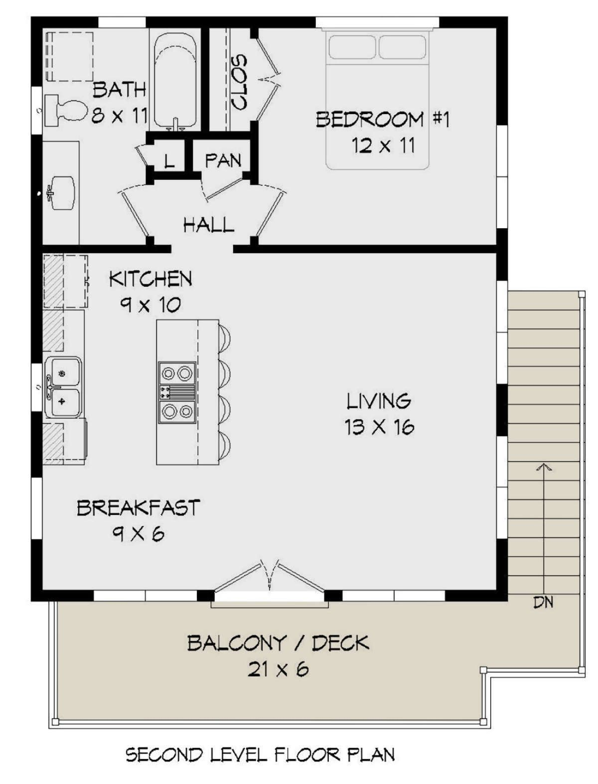 25 Best Tiny House PlansHouse Plan 94000198 Modern Plan