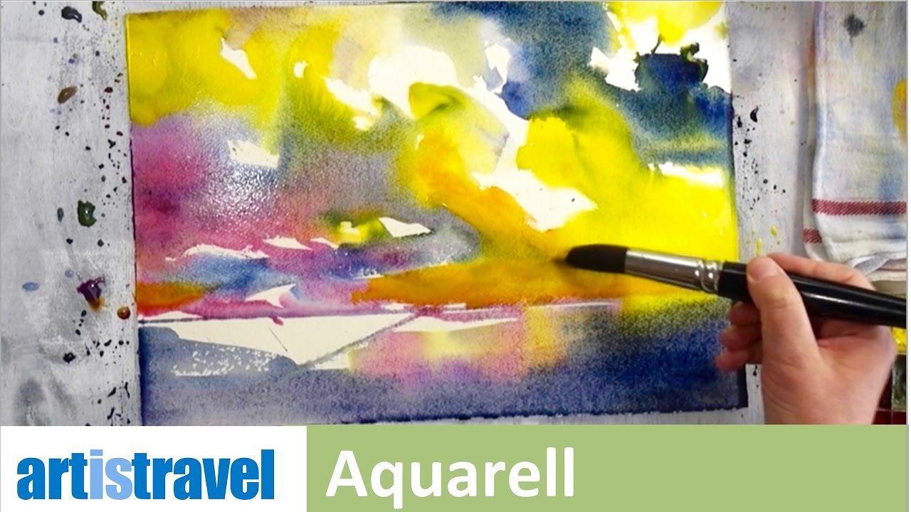 Pin Auf Aquarelles