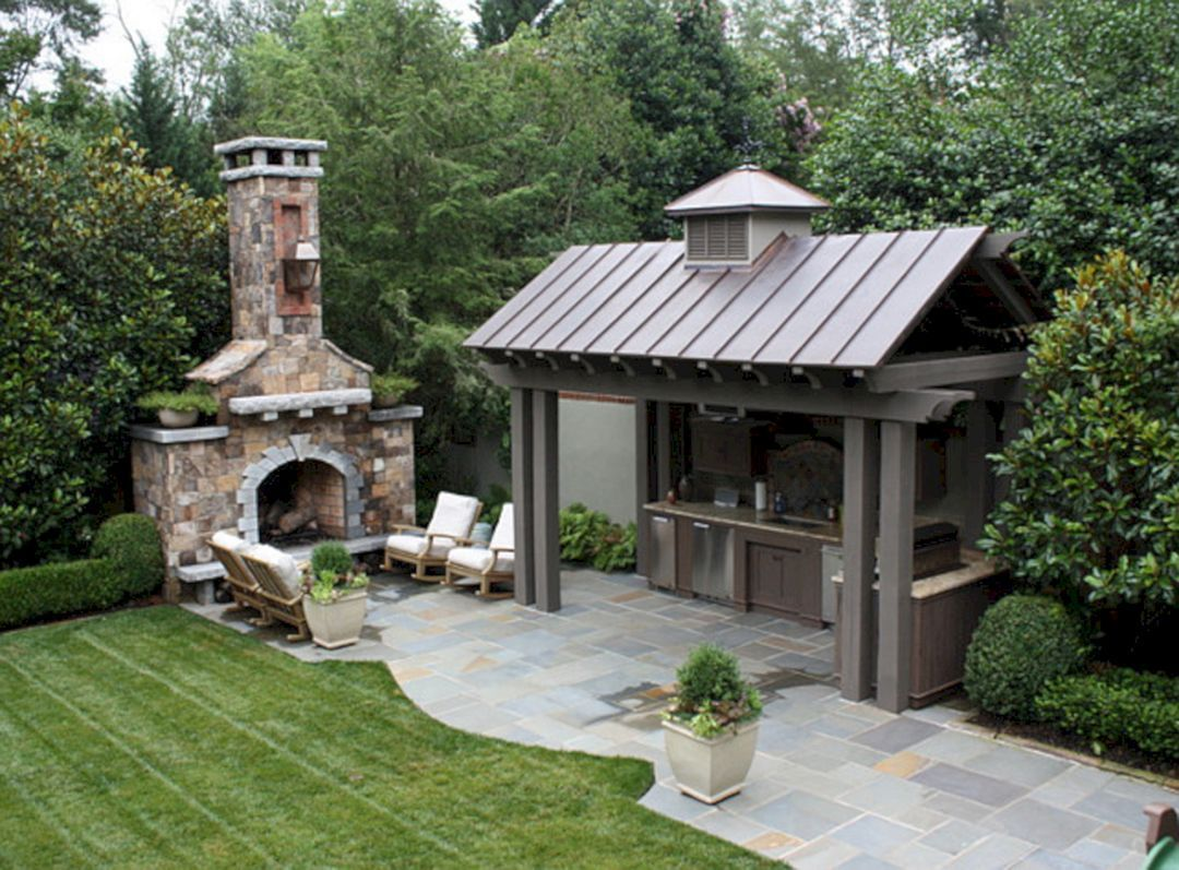 incredible outdoor kitchen design ideas that most inspired