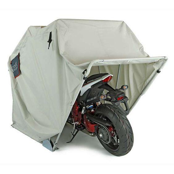 abri moto pliant acebikes motor shelter taille s moto pinterest abri moto moto et abri. Black Bedroom Furniture Sets. Home Design Ideas