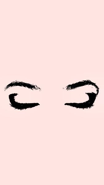 Aesthetic Random And Lockscreen Eyes Wallpaper Iphone