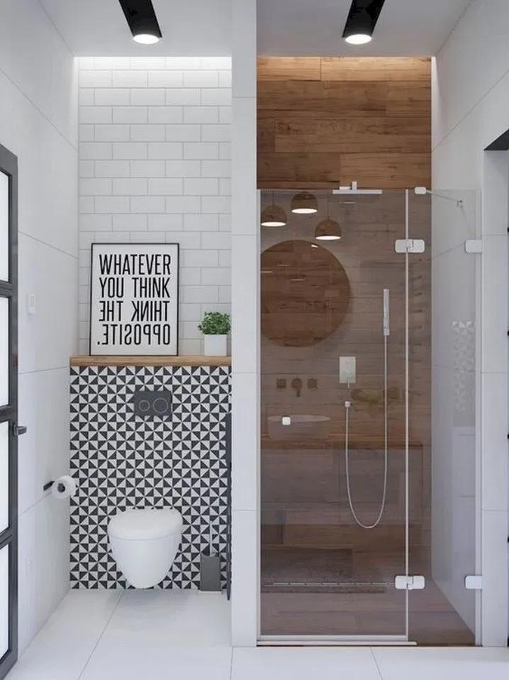 13 Stunning Small Bathroom Ideas 8 Gorgeous Bathroom Designs Small Bathroom Makeover Elegant Bathroom