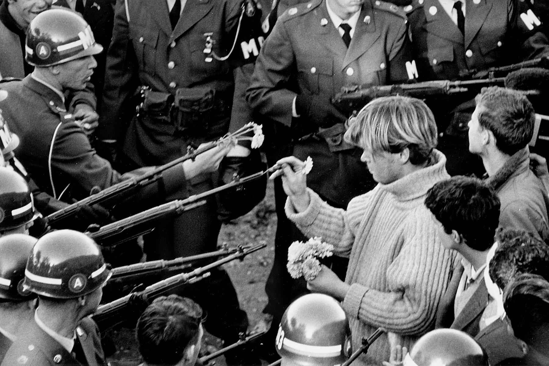 Flower Power (1967) - Bernie Boston