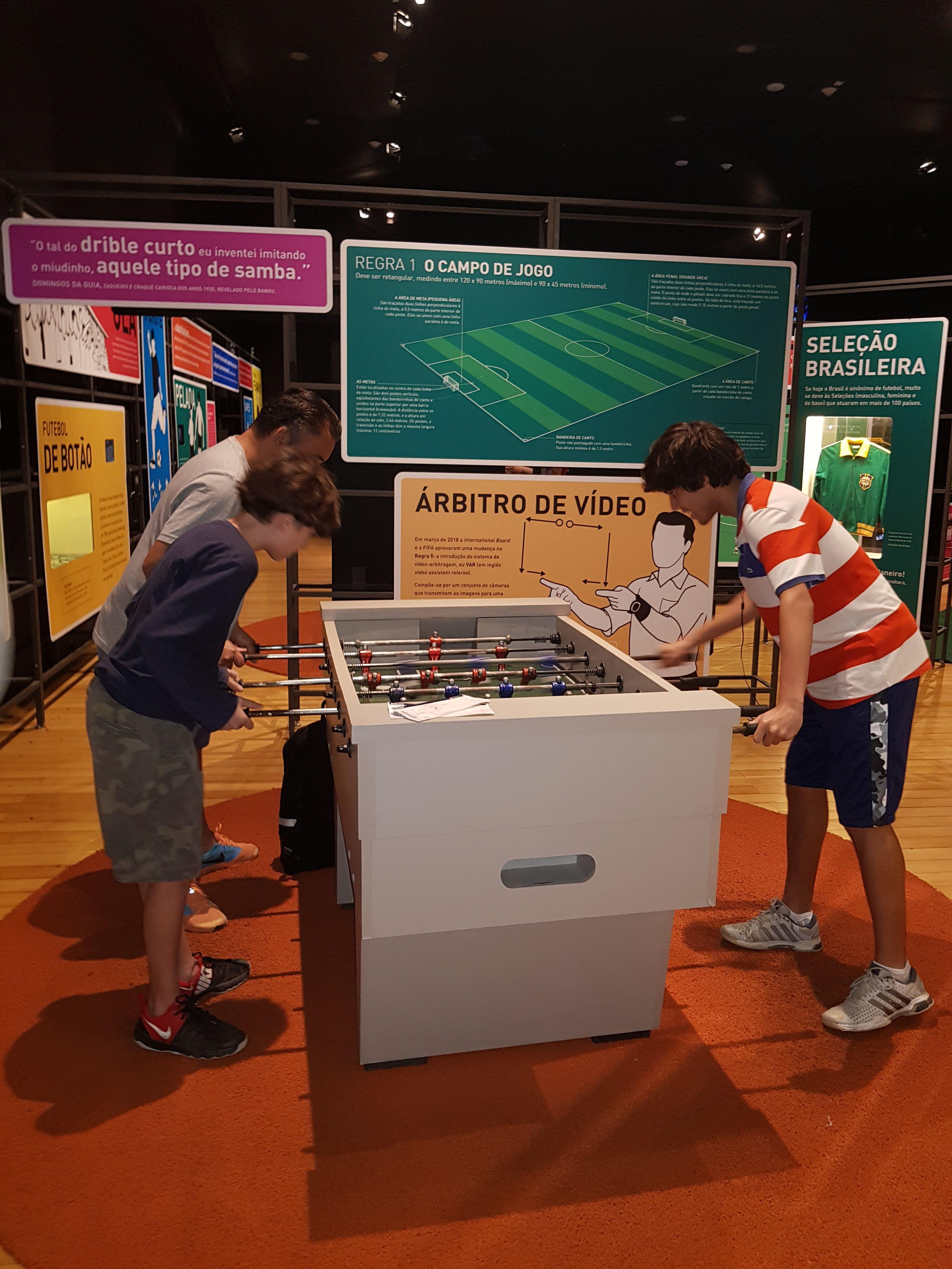 Pin De Jose Augusto De Almeida Em Exposicao Museu Do Futebol Rj