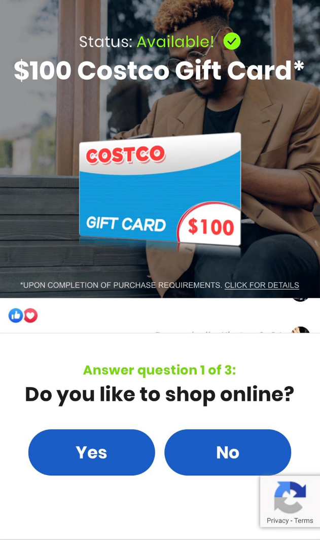 Do You Like to Shop Online? (With images) Gift card
