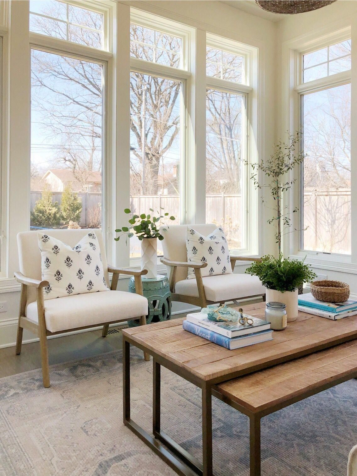 living room decor features pretty side chairs vintage on living room color inspiration id=94035